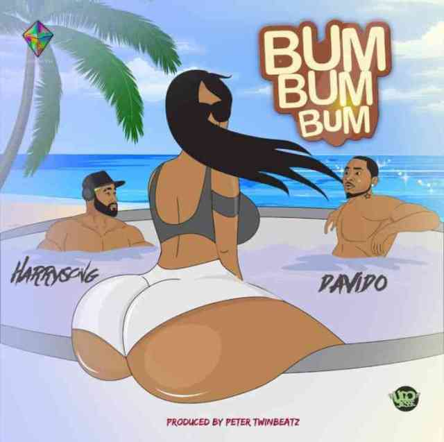 "DOWNLOAD MP3: Harrysong ft. Davido – ""Bum Bum"" [Audio]"
