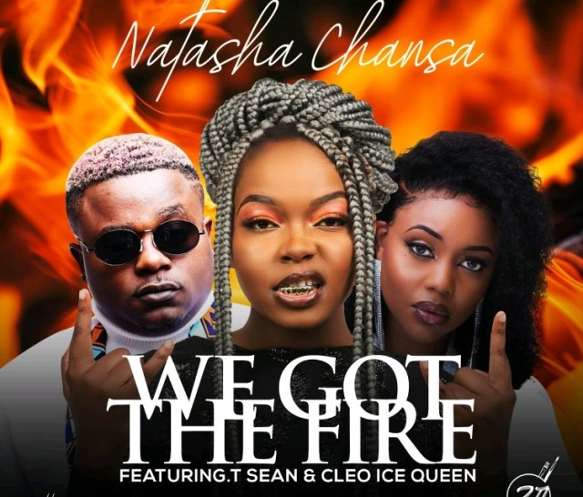 Natasha Chansa ft. Cleo Ice Queen & T-Sean -