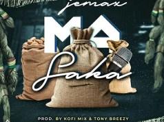 "Jemax – ""Masaka"" (Prod. By Tonny Breezy & Kofi Mix) [Audio]"