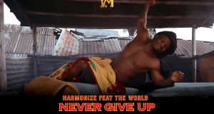"""DOWNLOAD Harmonize - """"Never Give Up"""" Mp3 + Video"""