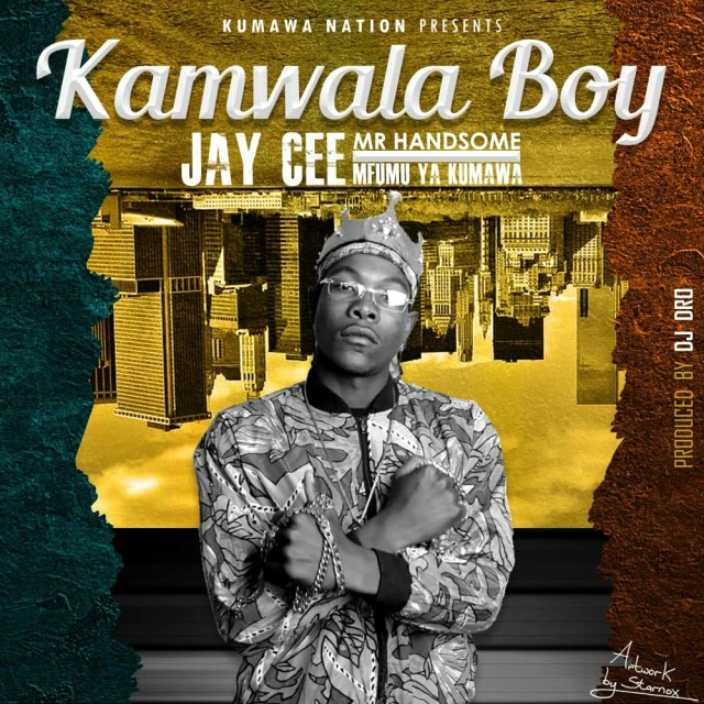 Jay Cee (Mr HandSome) -