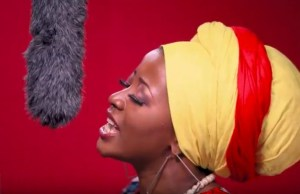 "DOWNLOAD Esther Chungu Ft. 412 – ""Cikangabwe"" Video Performance"