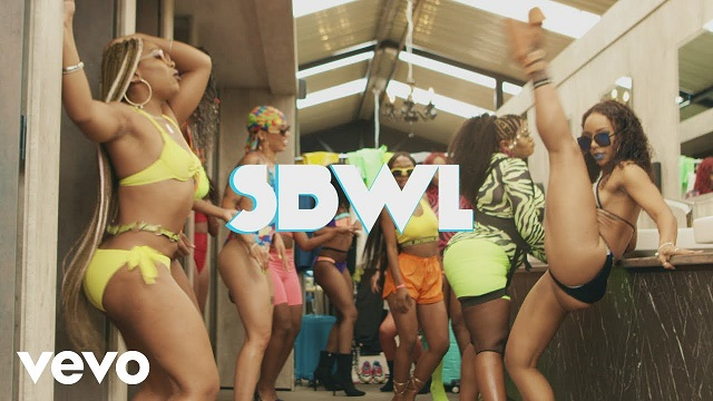 "DOWNLOAD Busiswa ft. Kamo Mphela – ""SBWL"" Video"