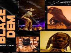 "DOWNLOAD Stonebwoy – ""Blaze Dem (Freestyle)"" Video"