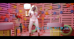 """DOWNLOAD TBwoy ft. Mampi & Bombshell – """"Cheers Remix"""" Video"""