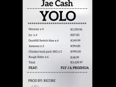 "DOWNLOAD Jae Cash Ft. Prozhua, Fly J – ""Y.O.L.O"" Mp3"