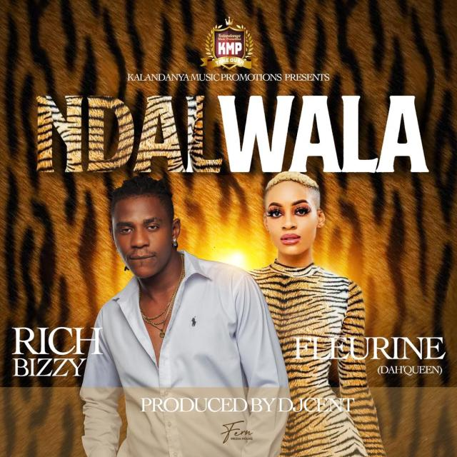 DOWNLOAD Rich Bizzy Ft. Fleurine - 'Ndalwala' Mp3