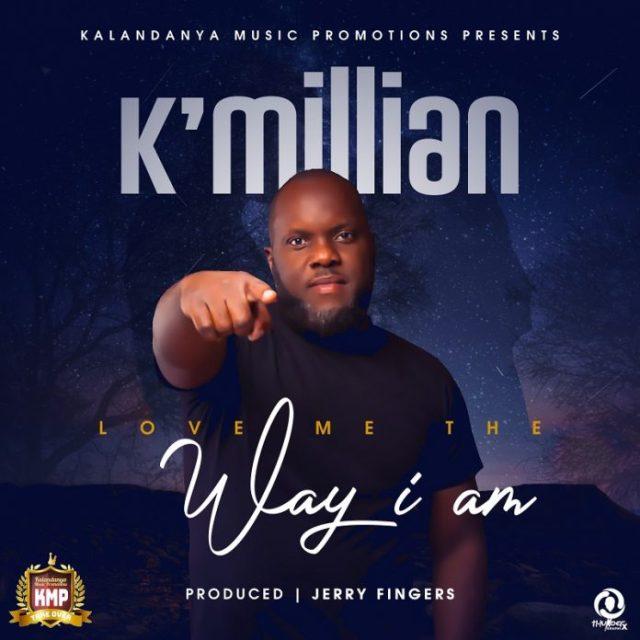 K'Millian – Love Me The way I Am