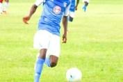 Zambian footballer James Chibwe