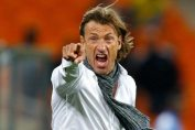 Herve Renard brought the CAF Cup to Zambia