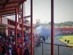 Al Ahly at Nkana stadium