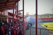 Al Ahly at Nkana stadium