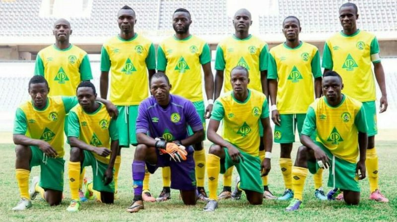 Zambia super league Forest Rangers football club