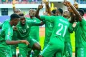Zambia historic win over Mali