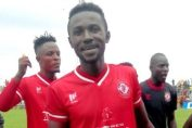 Nkana football player Apenene
