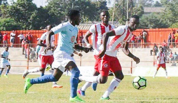 Kabwe warriors frustrate nkana