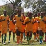 Women football in Zambia