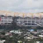 Heroes National Stadium in Lusaka