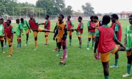Zambia U-17 women's Shepolopolo football team