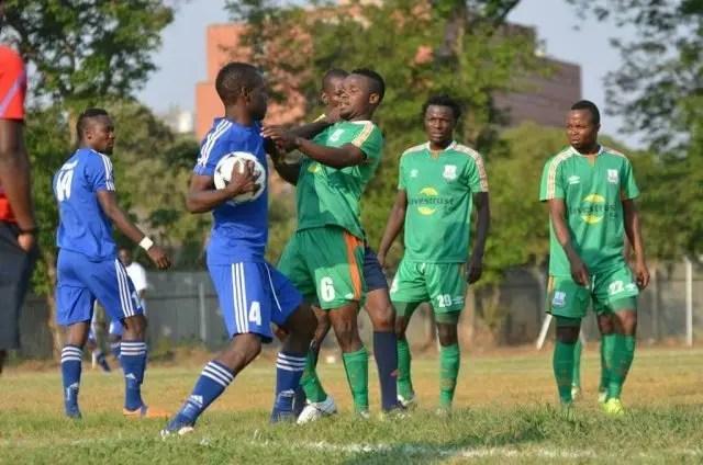 High flying Nkwazi