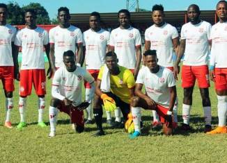 Fate of the nkana squad in the