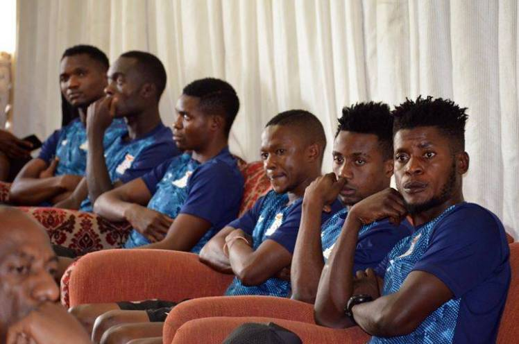 Chipolopolo Loss To Guinea Bissau