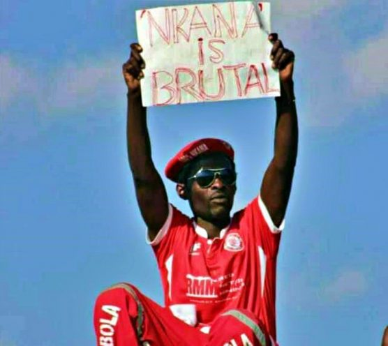 NKANA FANS HAVE NO TIME FOR MEDIOCRITY AND CHAMBESHI MUST KNOW THAT