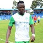Haron Shakava Nkana player from Gor Mahia Kenya