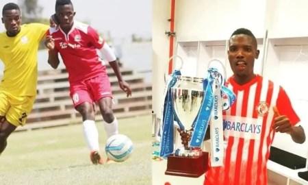 Bruce Musakanya and Shadereck Malambo