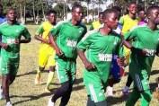 Prison Leopards f2f in Zambia super league