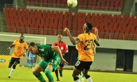 Zambia vs Algeria player ratings