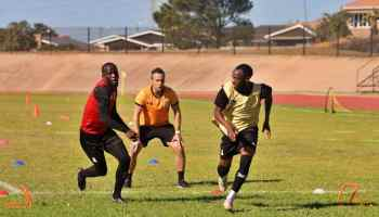 Zambia in training thirst to defend the Cosafa Cup title