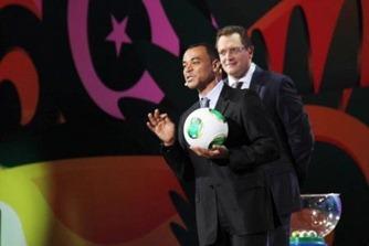 (13109) Sorteio Copa das Confederações 2013