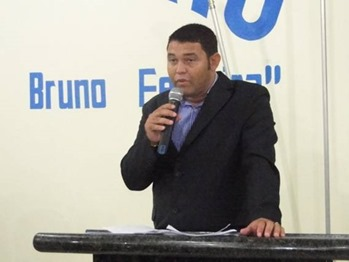 Anderson Mendes - presidente da ACIACCA