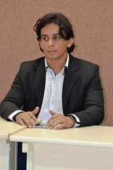 Marcos Alexandre Mendes, interventor nomeado pela justiça na Coomigasp
