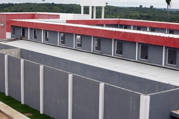 Pará em Obras - Centro de Triagem Masculino de Marabá.  FOTO: SIDNEY OLIVEIRA/AG. PARÁ DATA: 11.01.2014 MARABÁ - PARÁ