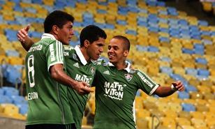 Fluminense e Paysandu 4