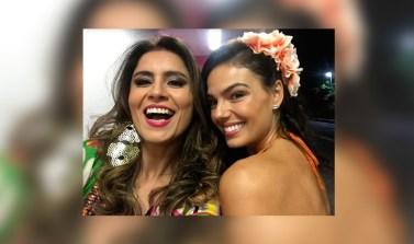 """Novela: cantora Lia Sophia grava com núcleo paraense últimos capítulos de """"A força do querer"""""""