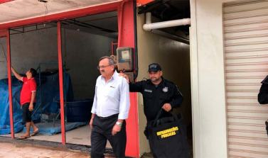 Polícia Civil deflagra 1ª fase da Operação Tacitu, em investigação de corrupção na administração pública de Jacundá-PA, sudeste do Estado.