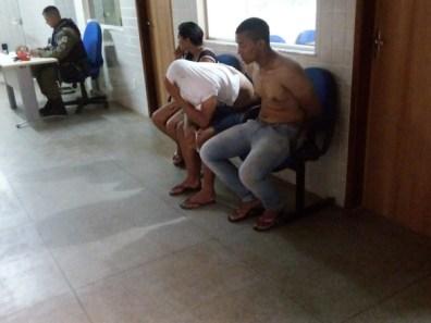 Os 3 presos