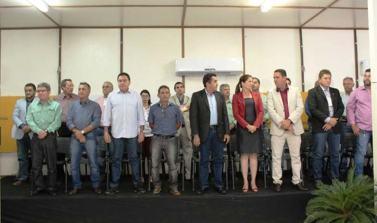 Com bom público, distrito empresarial é lançado em Canaã dos Carajás