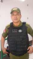Coronel Mauro Sérgio, chefe do Comando de Policiamento Regional II
