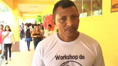 Professor Belém é o autor do projeto