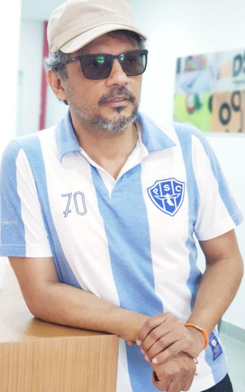 O publicitário Glauco Lima assina artigo cobrando o árbitro de futebol que tirou o Paysandu da Série B ano que vem após a marcação equivocada de um pênalti no fim do jogo contra o Náutico-PE.