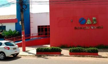 Subseção da OAB Pará em Marabá tem novo comando