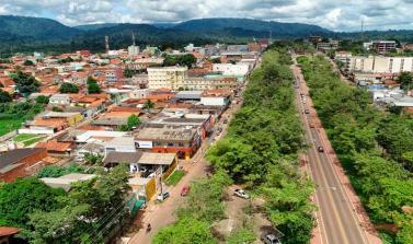 Canaã dos Carajás vai comprar asfalto para pavimentar ruas por R$ 23 milhões