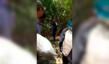 PM divulga nota a respeito de vídeo em que colonos são baleados em fazenda