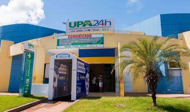 Cabines de desinfecção já estão funcionando em pontos estratégicos de Xinguara