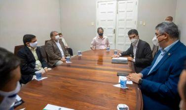 Governo do Pará reuniu com os clubes do estado que vão disputar o Campeonato Brasileiro