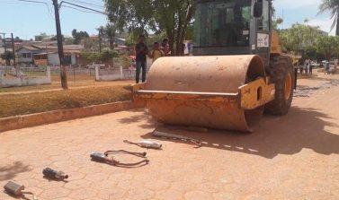 Detran destrói escapamentos de motocicletas apreendidos em Tucumã e Ourilândia do Norte